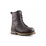 "Boondock 8"" Black Work Boot"