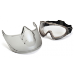 Clear H2X Anti-Fog Lens w/ Faceshield