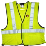 Modacrylic FR Safety Vest