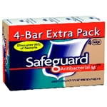 Safeguard Bar Soap 4oz