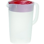 Clear Plastic Pitcher 2-1/4