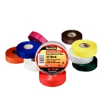 "Electrical Tape 3/4"" x 66' Roll Red"