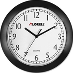 "8-1/2"" Round Battery Powered Wall Clock"