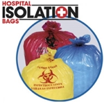 Red Biohazard Bags 20-30 Gallon 100/Case