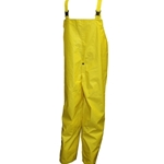 FR Green DuraScrim Double Coated PVC On Polyester Overall