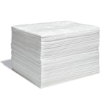 "Oil Only Contractor Grade Sorbent Pads 15"" x 18"""