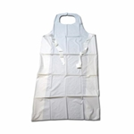 "1 Mil Poly Apron 28"" x 45"" 100/Pack"