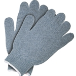 7 Gauge Heavy Weight String Knit Cotton/Polyester Blend Glove