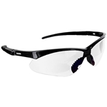 Reaper Glasses- Black Frame Clear Lens