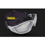 DeWalt Framework™ Foam Clear AF Safety Glass
