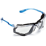 3M™ Virtua™ with Foam Gasket, Clear Anti-Fog Lens