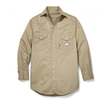 Lightweight Work Shirt Khaki