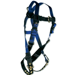 Contractor Harness Tongue & Buckle Legs - M-L