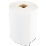 "Hardwound Paper Towels 8"" x 800' White 1 ply"