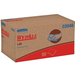 Wypall L40 Wipers White Pop Up
