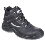 Steelite Steel Toe Mustang Boot Black