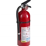 Aluminum ABC 5 Pound Fire Extinguisher
