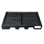 Black Diamond 4 Drum Low Profile Spillpallet
