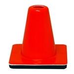 "6"" Wide Body Mini Orange Traffic Cones"