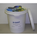 Lithium Battery Cleanup Spill Kit - 5 Gallon