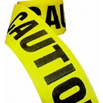 "Reinforced Caution Tape 3""x500"