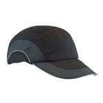 Baseball Style Bump Cap with HDPE Protective Liner and Adjustable Back