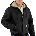 Carhartt Mens FR Duck Active Quilt Lined Jacket