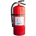 20lb ABC Fire Extinguisher with Wall Bracket