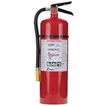 10 LB ABC Extinguisher with wall hook