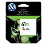 HP 61XL Color Ink Cart.