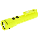 Intrinsicly safe Flashlights with magnets (highvis Green)