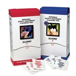 Alcohol Respirator Wipes 100/Box