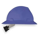 V-Gard full-brim hat Blue