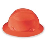 V-Gard full-brim hat Red