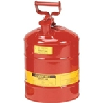 Red Safety Can 2gal Type 1