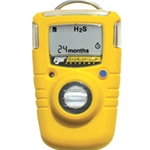 BW Gas Alert Clip Extreme 24 Month Gas Detector - Hydrogen Sulfide H2S