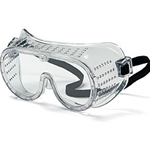 Regular Lens Clear Goggle