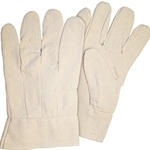 8oz Cotton Canvas Band Top Glove L