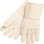 100% Cotton Hotmill Gauntlet Cuff Glove L