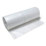 Clear Poly Film Sheeting 10' x 100' x 4 mil