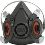 Abco Safety 3M 1/2 Face Respirator