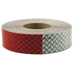 Red/White Conspicuity Tape