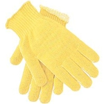 Kevlar/ Cotton Plated String Knit Gloves