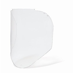 Polycarbonate visor anti-fog/hardcoat Clear