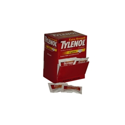 Extra Strength Tylenol 50 x 2/Box