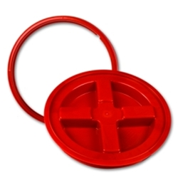 Gamma Seal Lid Red