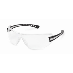 Luminary Black Frame/Clear Lens