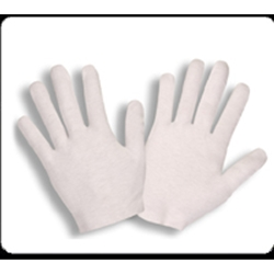 Cotton Lisle Gloves - Large