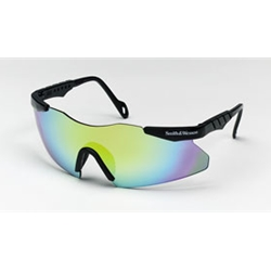 Magnum Gold Mirror Safety Glasses