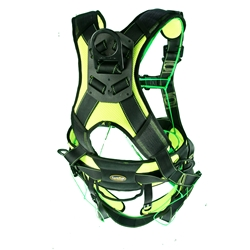 Cyclone Construction Harness M